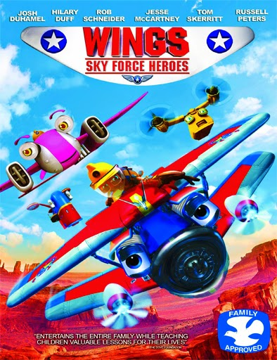 Ver Wings: Sky Force Heroes (2014) Online