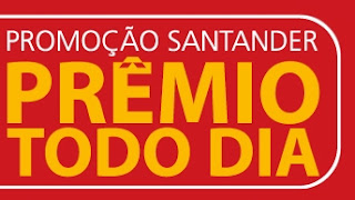 """Promoção """"Santander Prêmio Todo Dia"""""""