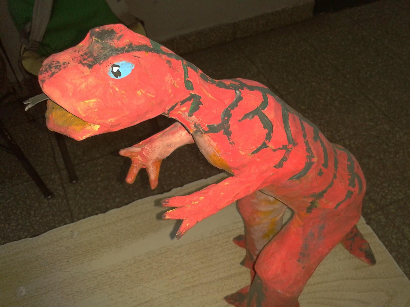 Como Hacer Un Dinosaurio Con Material Reciclado   MEJOR CONJUNTO DE