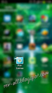 icon Pixlr Express - aplikasi editing foto