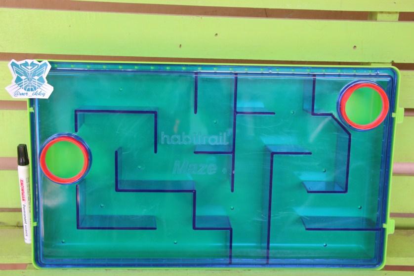 Как сделать лабиринты для джунгарика 797