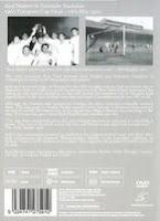 Contraportada DVD Final Copa Europa 1960