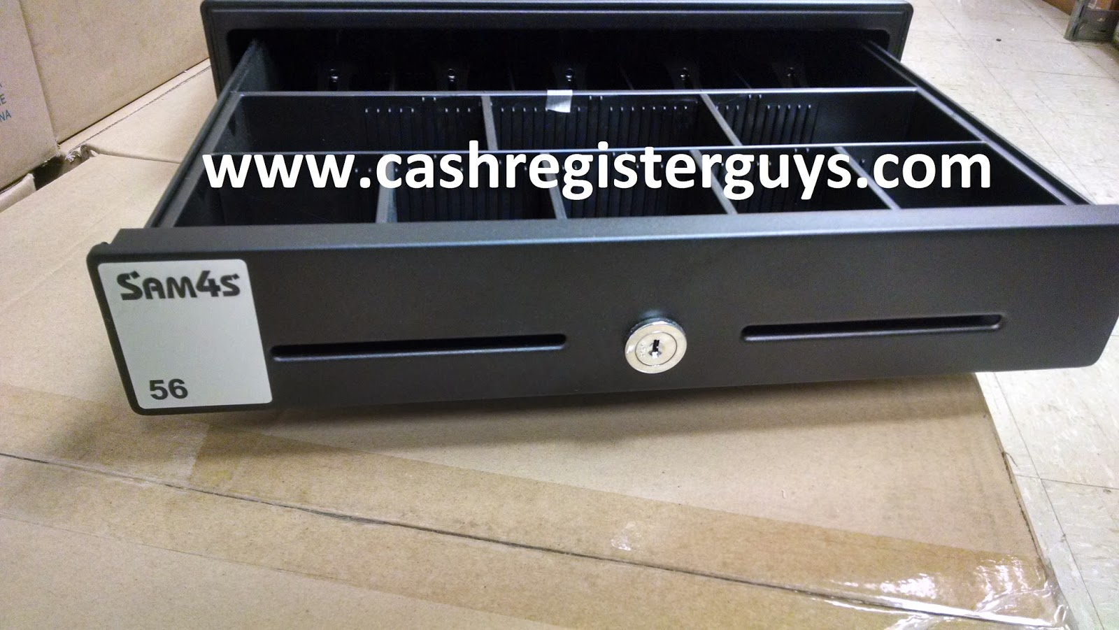 SAM4s SPS-520FT cash drawer