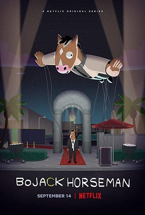 BoJack Horseman - 5ª Temporada Desenhos Torrent Download capa