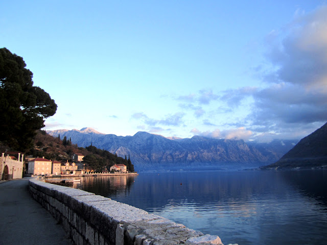 Perast and Kotor Bay, Montenegro