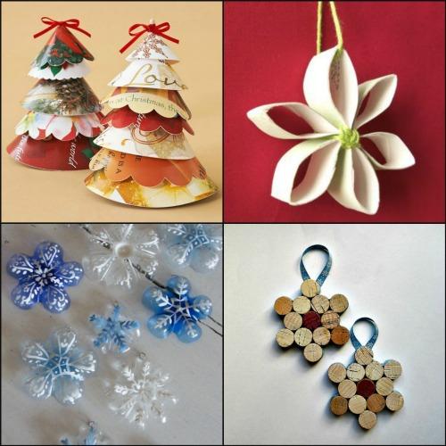 Laboratori creativi ostia laboratori creativi ostia - Decorazioni natalizie con materiale riciclato ...