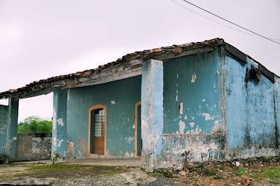 Casa abandonada en La Floresta