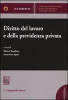 Diritto del lavoro e della previdenza privata