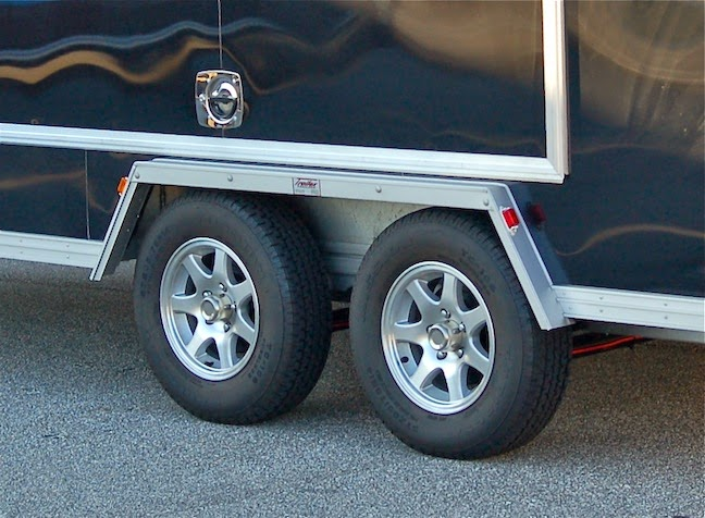 Trailer Lug Nuts