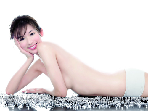 lin chiling nude