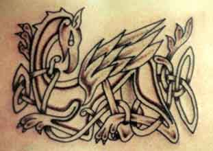 Celtic Tattoo Ideas - Celtic Tattoo Gallery