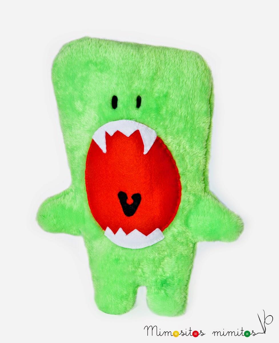 muñeco hecho a mano craft artesanal handmade stuffed toy sorteo facebook promo gratis