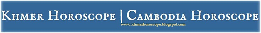 Khmer Horoscope | Cambodia Horoscope