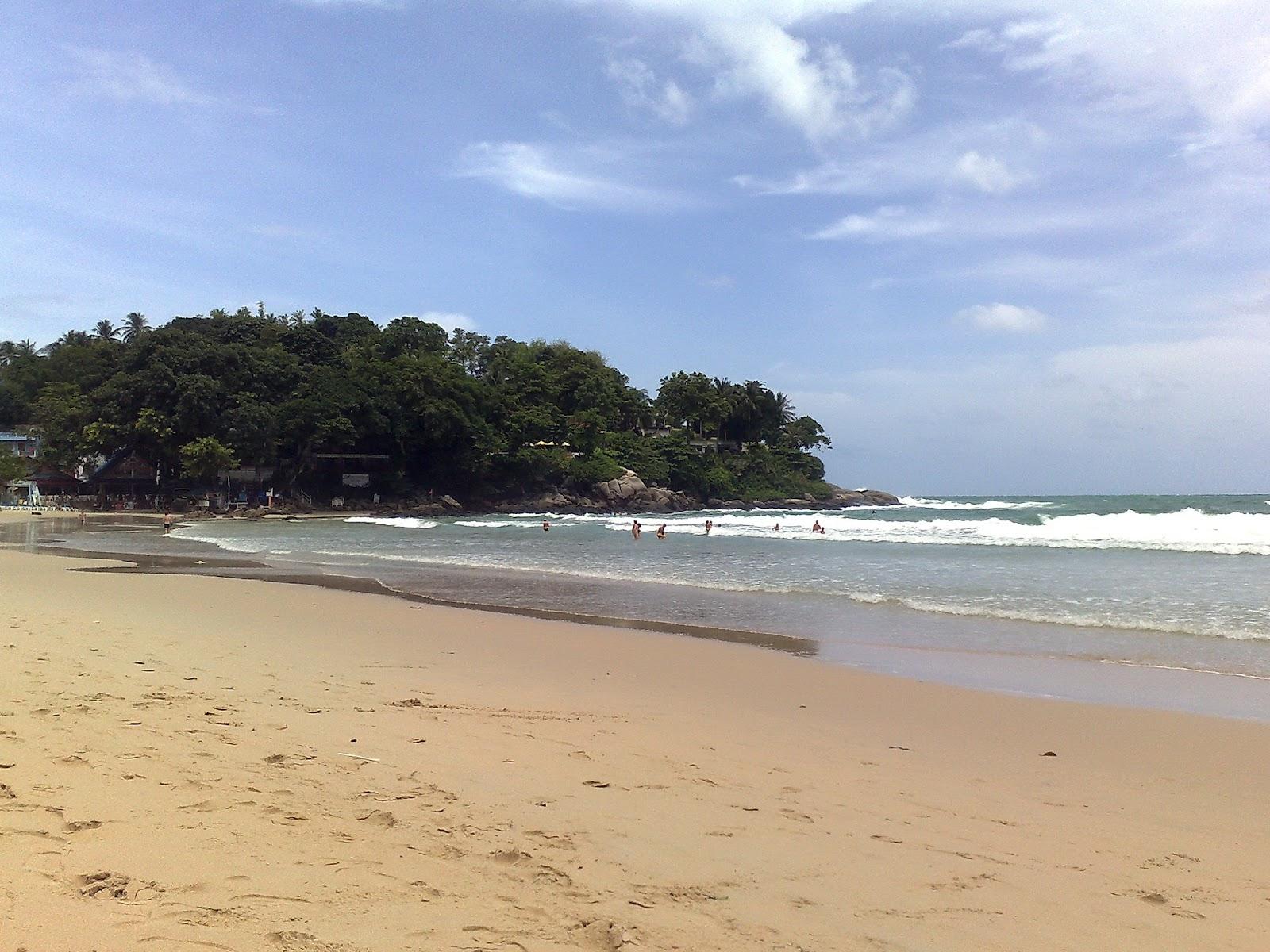 Dawn in Phuket: Kata Beach
