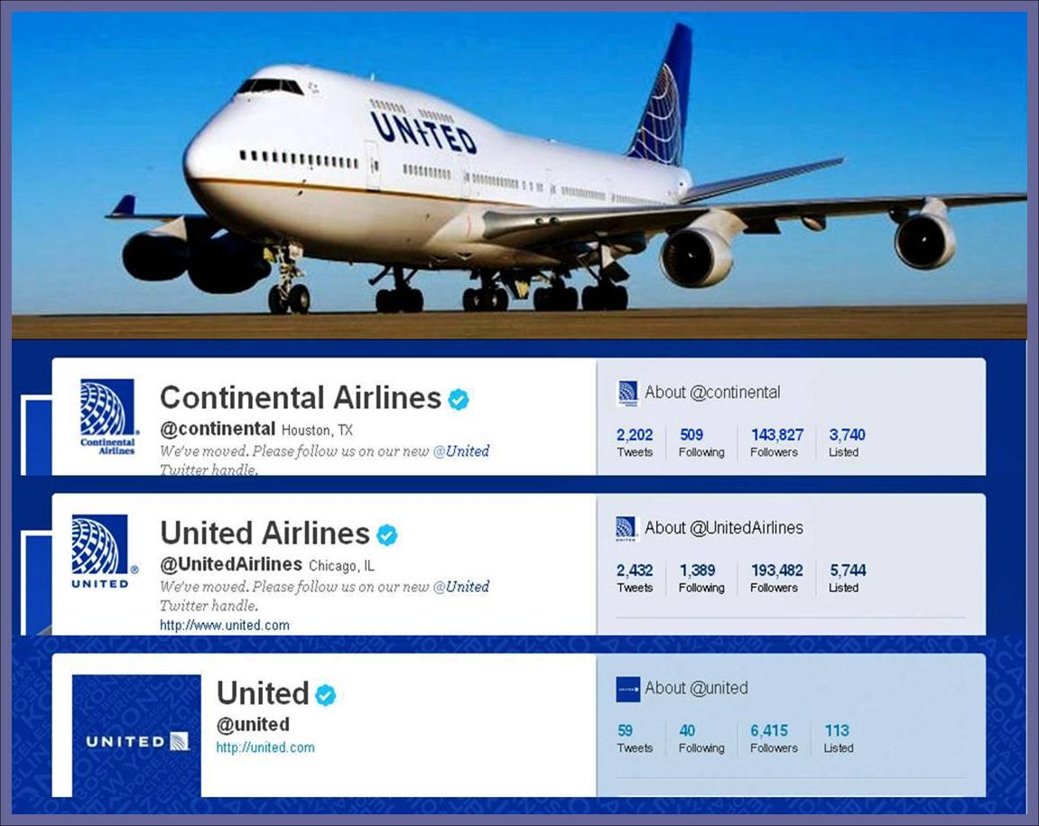 analysis for united continental merger Challenge: united airlines and continental airlines planned to merge to create the world's leading airlinethe companies needed a strategy followed by tactical execution to announce the merger and gain support from internal and external audiences.