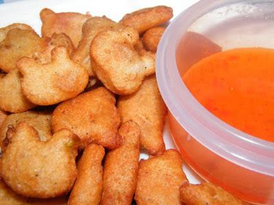how to make manong fishball sauce