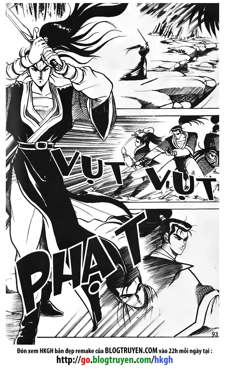 xem truyen moi - Hiệp Khách Giang Hồ Vol01 - Chap 005 - Remake