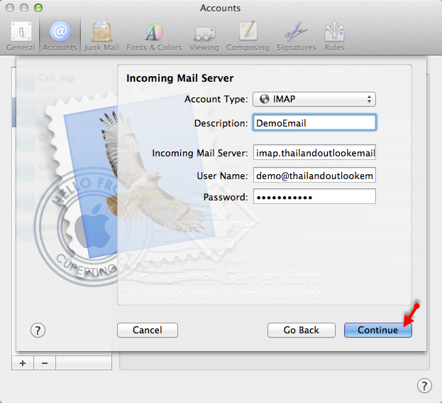 how to add gmail account to mac mail app