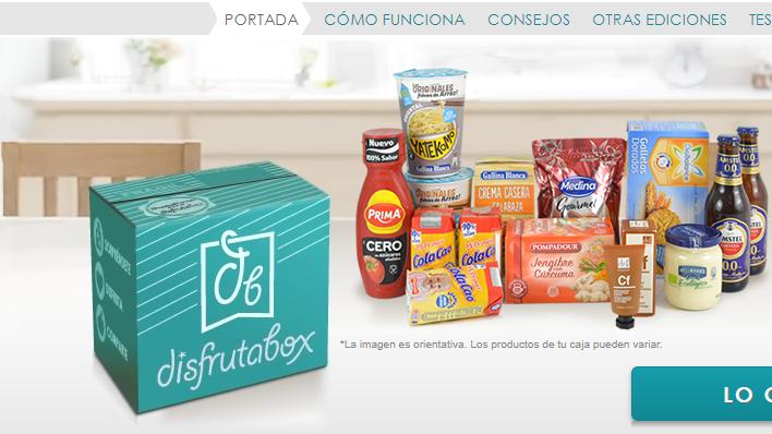 DISFRUTABOX POR 5,99€
