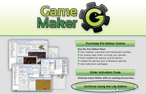 aplikasi untuk membuat game komputer