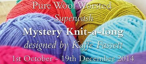 Mi página de Ravelry: Kaffe Fassett KAL with Rowan Pure Wool Worsted