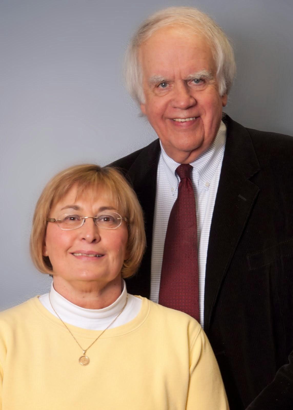 PASTOR DAVID AND JAYNE