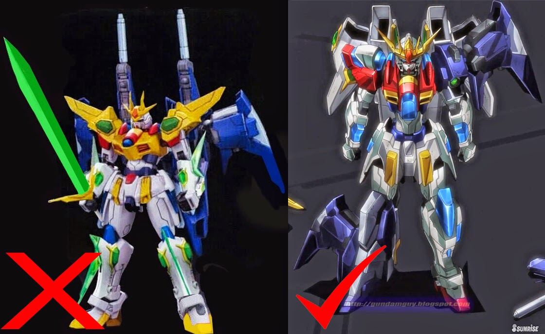 Gundam guy gundam build fighters try which combiner for Domon gundam build fighters try