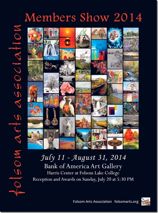 Folsom Arts Association  Member Show  2014