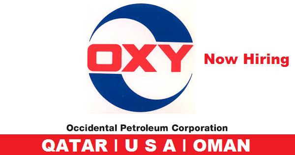 Oxy Petroleum Logo