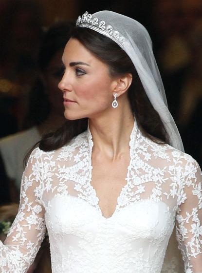 Kate Middleton's SECOND Wedding Dress!