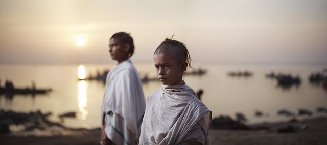 AMIT BYASI & BANMI SHRI RA  Batuk Students, Varanasi, India