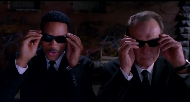 Men in Black 3 2012 movie trailer impressions 3-D action sci-fi comedy film trailer review sequels mib 3 cmaquest