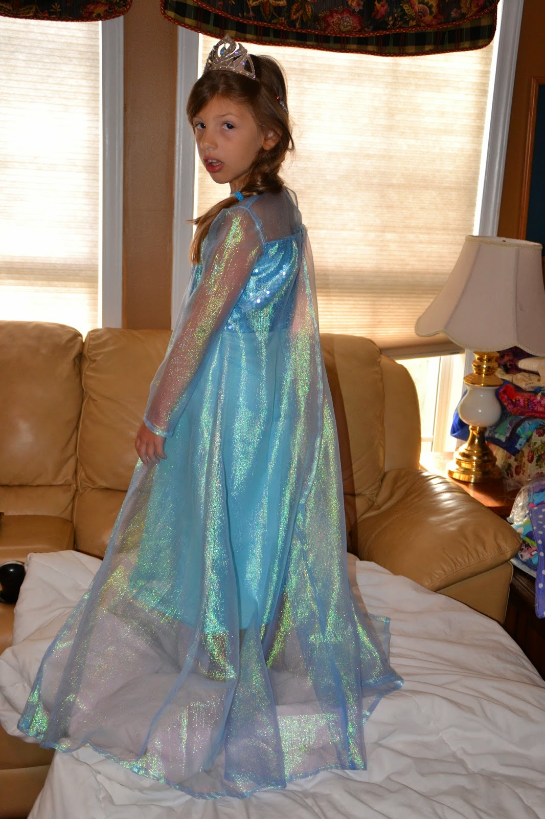 Sew Much, Sew Stylin\', Sew Fast: Let It Go!