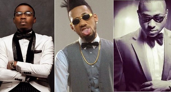 olamide, davido and phyno