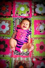 Elle Belle 3 months
