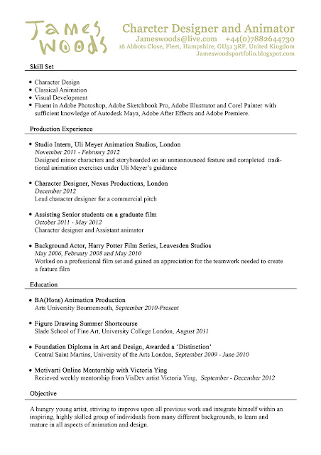 resume template reference upon request