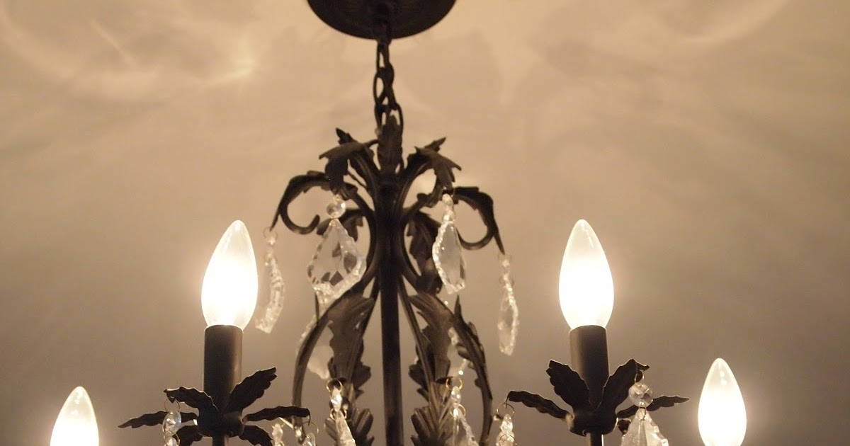 Divine Decor On A Dime My Love Affair With Chandeliers