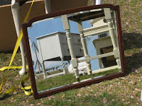 Reflections in mirrors