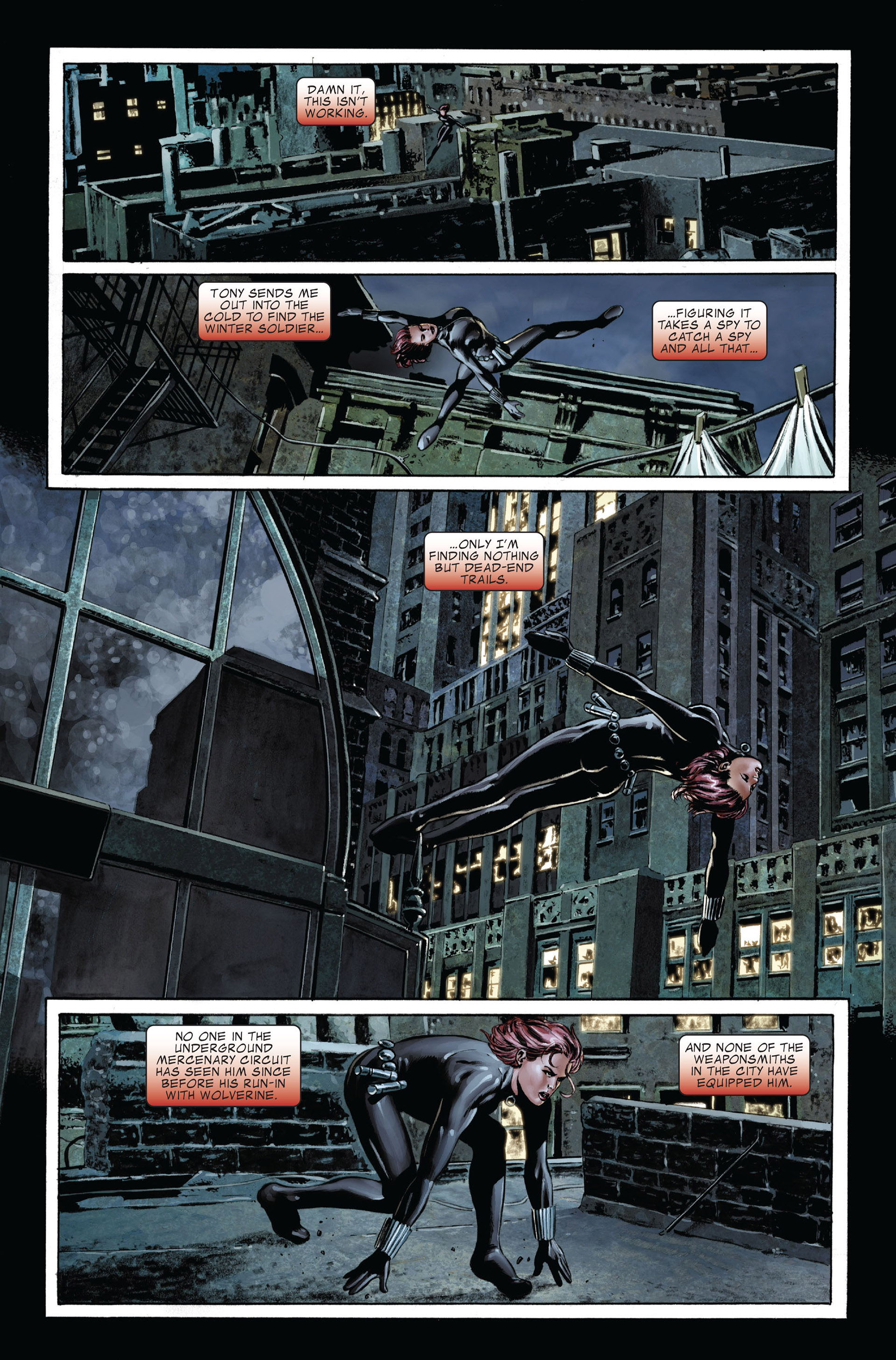 Captain America (2005) Issue #29 #29 - English 8