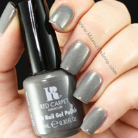Red Carpet Manicure Gel Polish On The Catwalk Swatch