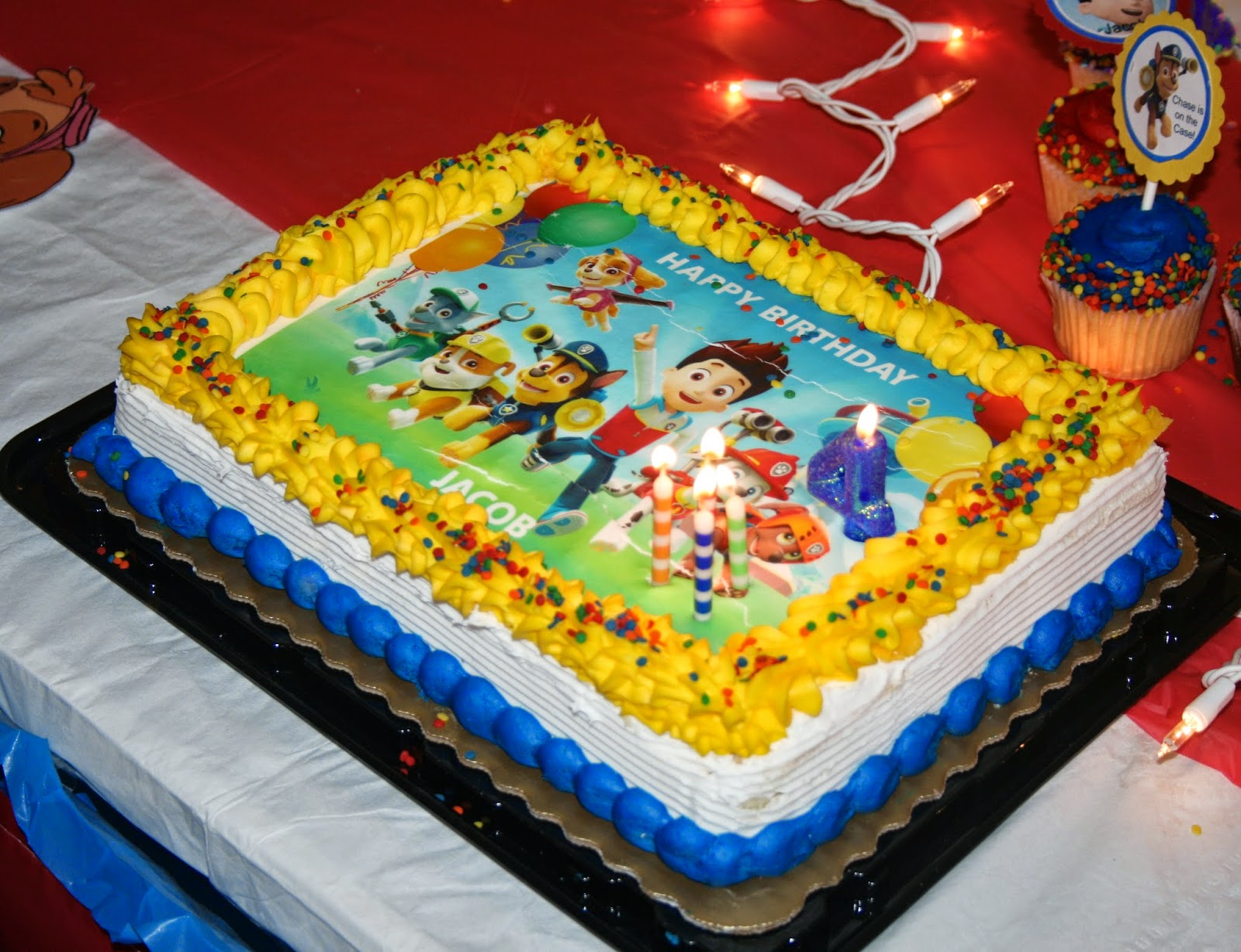 Paw Patrol Party Jacob S Paw Patrol Party