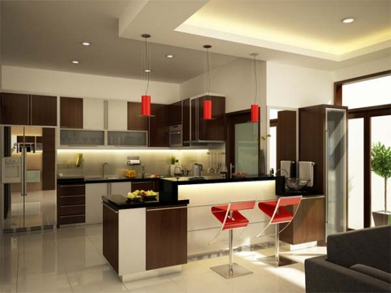 Interior design pictures for kitchen1
