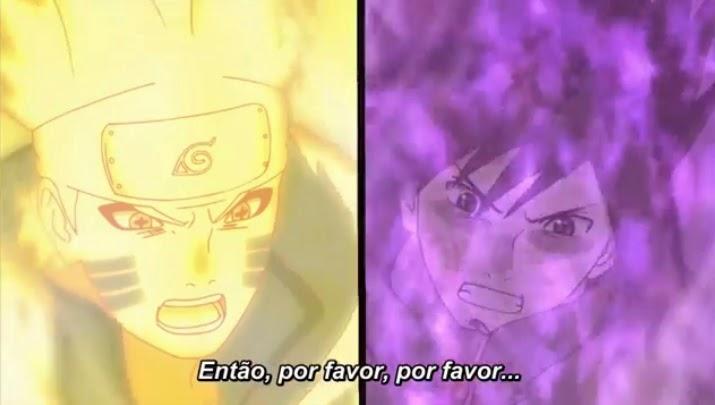 Naruto Shippuuden – Episódio 382 – O Sonho de Um Ninja!