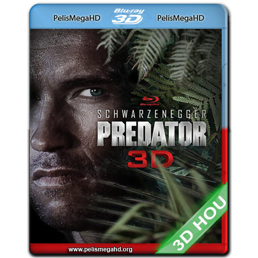 DEPREDADOR (1987) FULL 3D HALF OU 1080P HD MKV ESPAÑOL LATINO