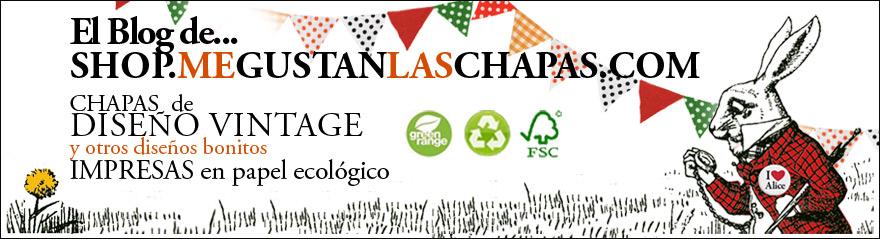 el blog de megustanlaschapas.com