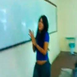 Vazou vídeo de aluna do CET no AM  fazendo sexo na sala de aula - http://videosamadoresdenovinhas.com