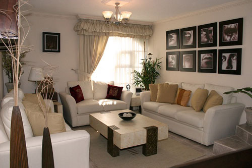 Living Room Feng Shui Tips
