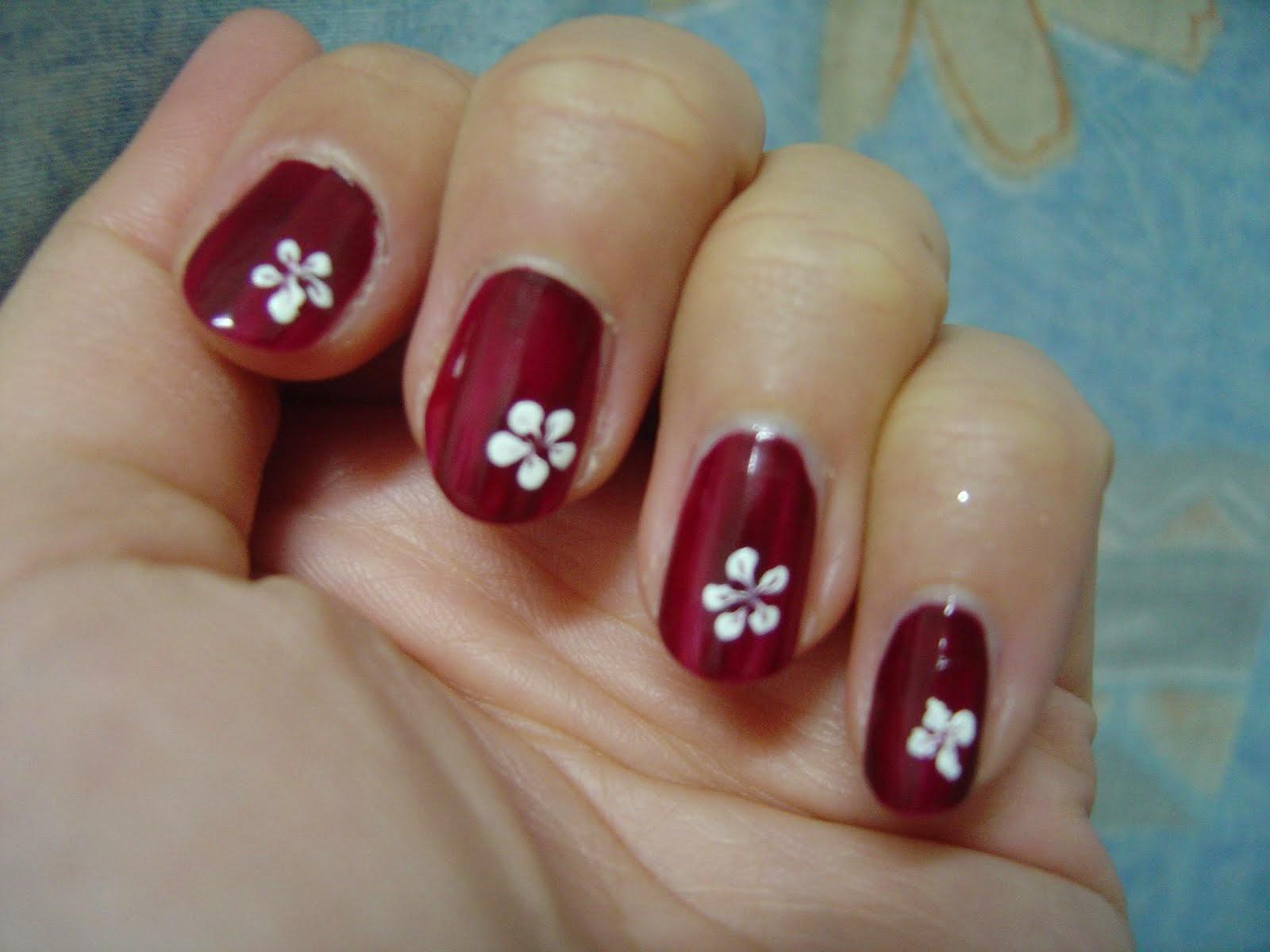 Bridals And Grooms Indian Girls Nail Polish Designs