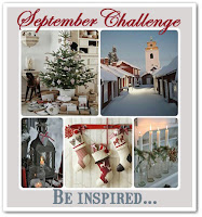 September Challenge -  Photo Inspiration Collage
