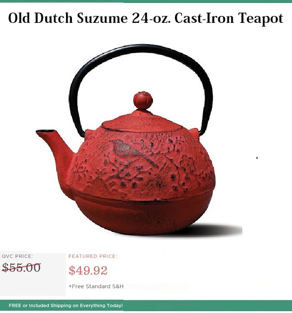 DUTCH RED IRON